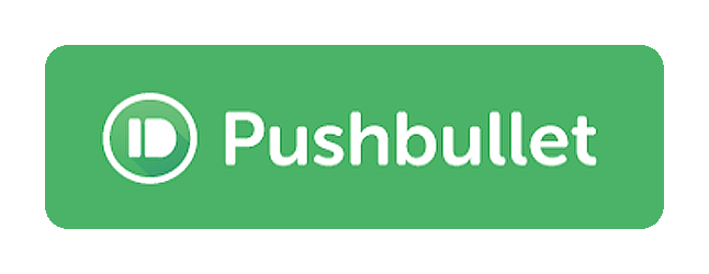 isUp.li | get the Pushbullet app